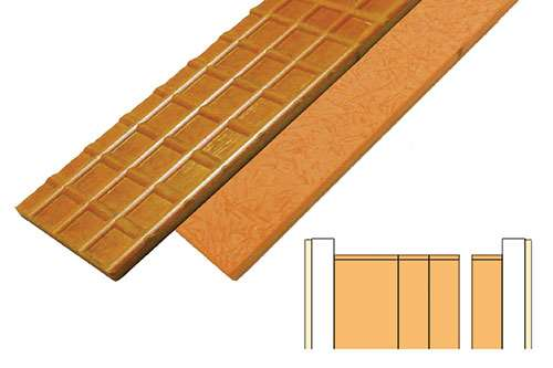 exterior panel thermal insulating sheets