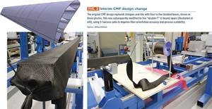 Reducing manufacturing cost via RTM