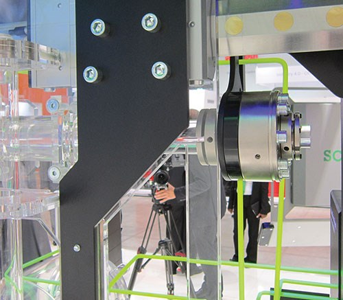 bearing support model
