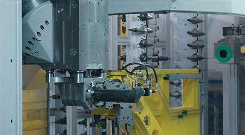 Burkhardt Weber MCT turning tool