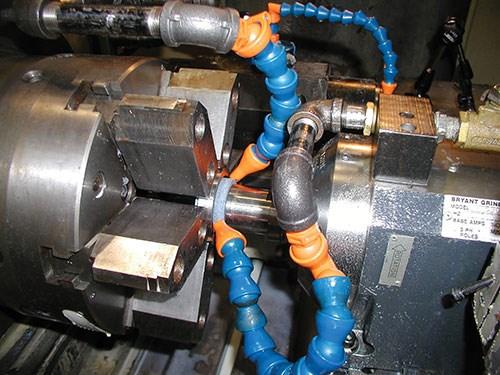 coolant nozzles