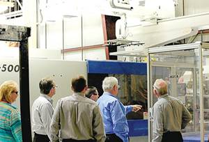 Molder Expands Plant, But That's Just the Beginning