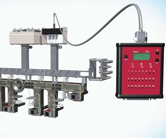 valve gate monitoring device