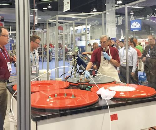 Composites One at CAMX