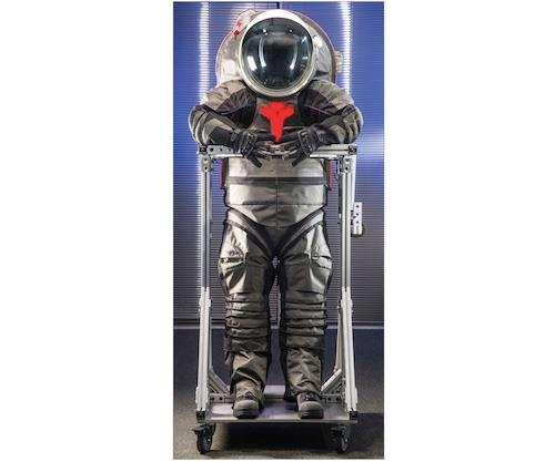 Fig. 1: NASA's Z-2 spacesuit prototype