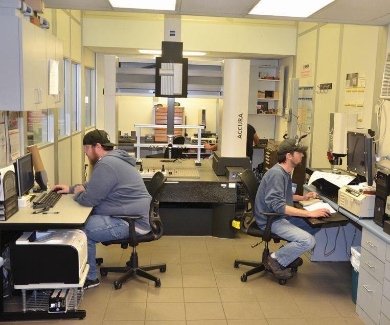 metrology department