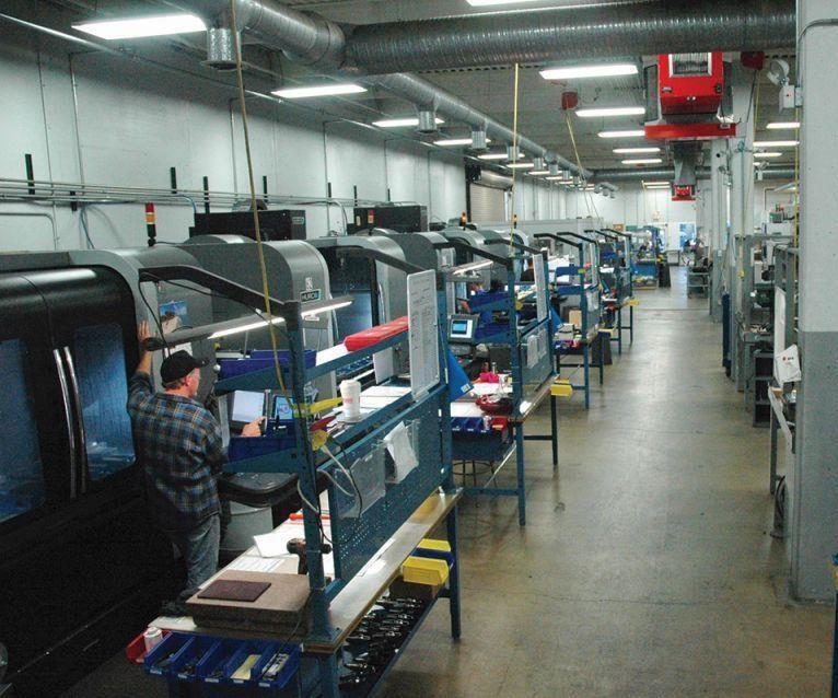 Donson Machine shop