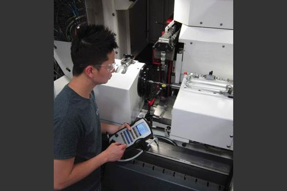 Andy Nguyen of Complete Grinding Solutions