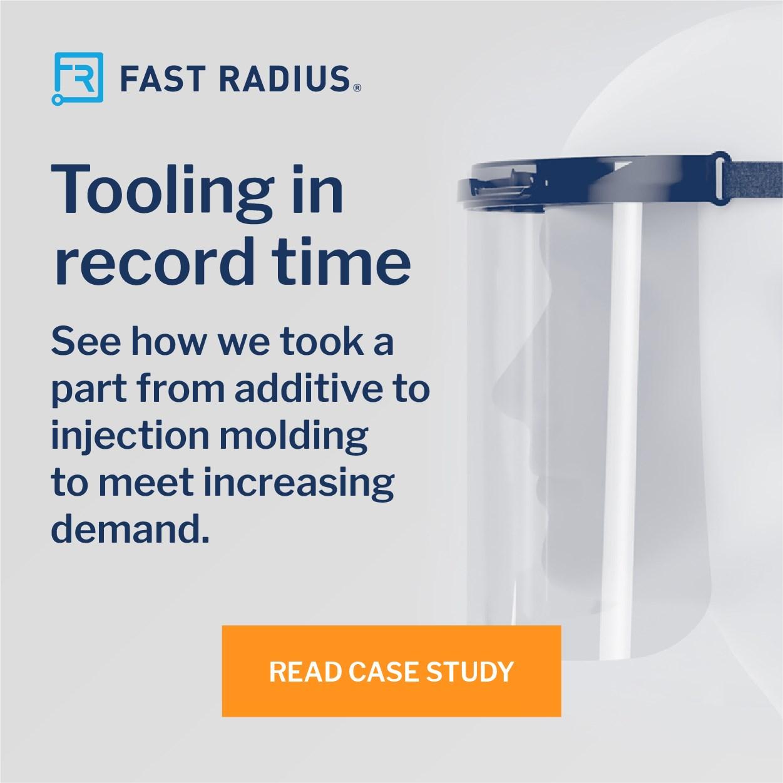 Fast Radius Case Study