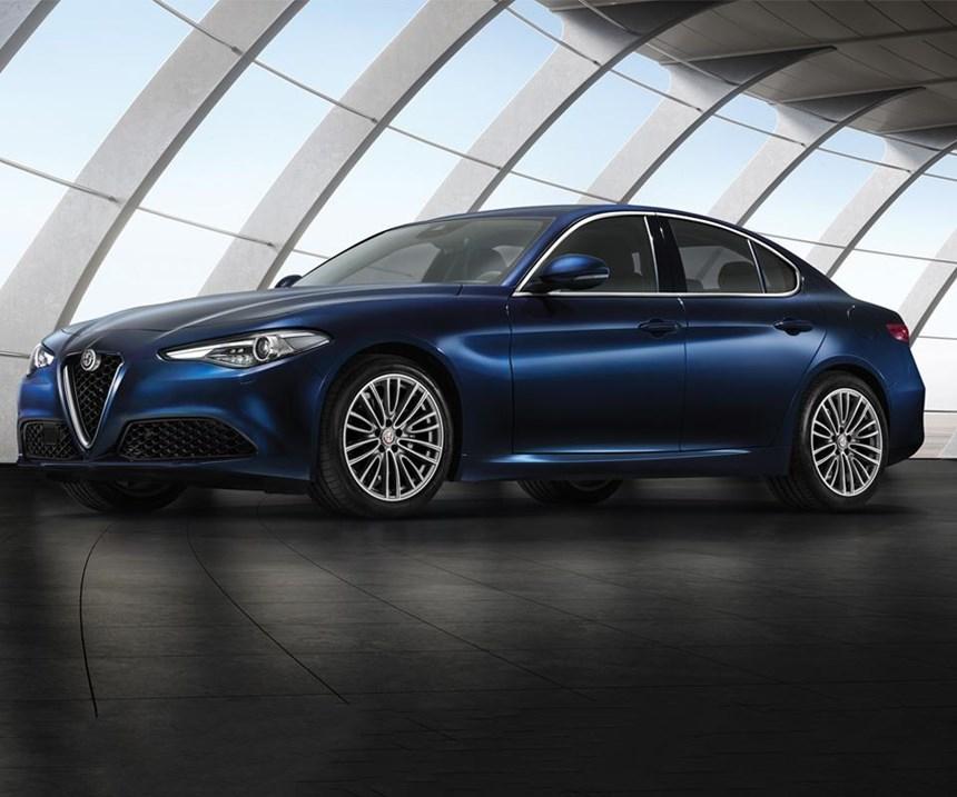 Technology, Performance & Style: Alfa Romeo Giulia
