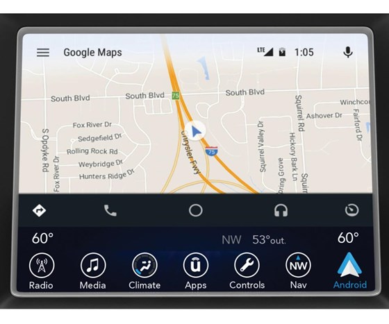 FCA is transitioning its new vehicles with Uconnect from 3G to 4G LTE.
