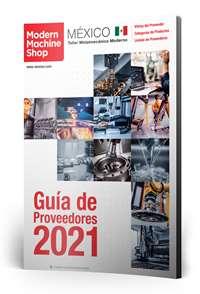 Diciembre Modern Machine Shop México número de revista