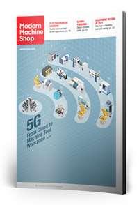 December Modern Machine Shop Magazine Issue