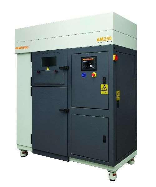 additive metal manufacturing machine