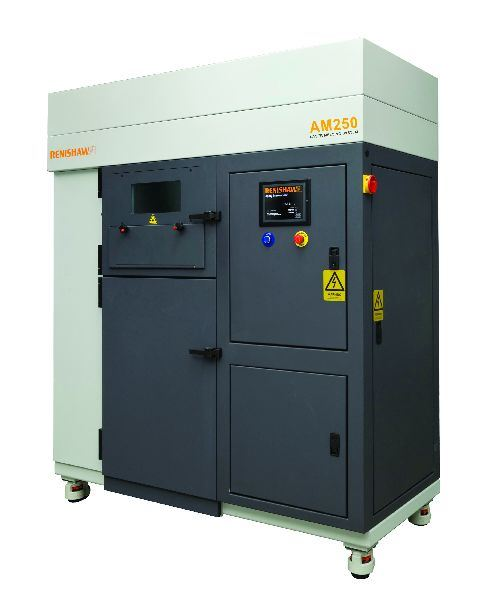 additive metal manufacturing machine