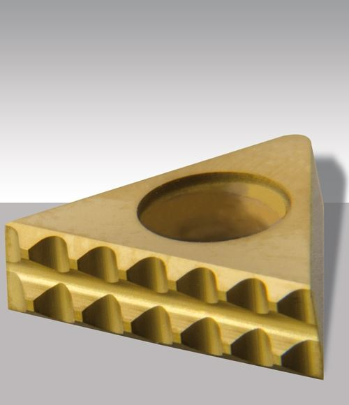 serrated insert