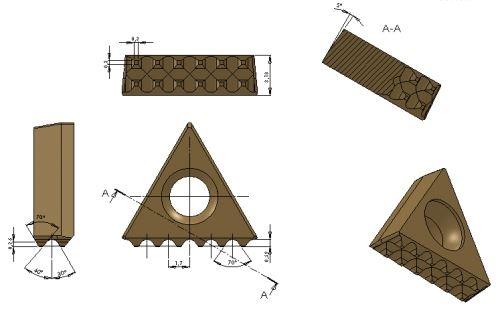machine table parts