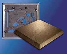 Composite Solder-Pallet Material