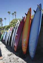 Rusty Surfboards' Spring Demo Days