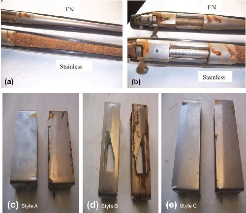 Electroless Nickel Plated Steel Versus Stainless Steel