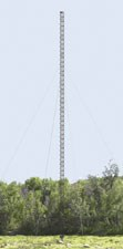 IsoTruss guyed tower