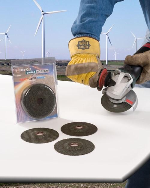 Rex-Cut Products discs