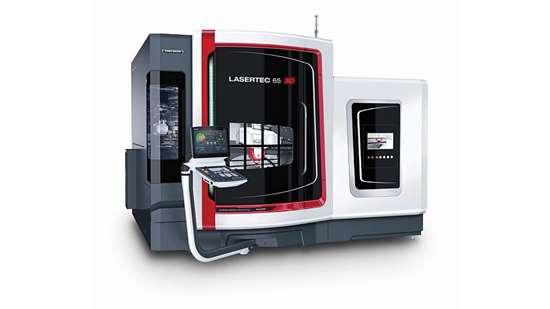 Lasertec 65 3D machine