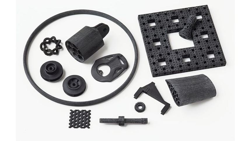 Impossible Objects composites parts