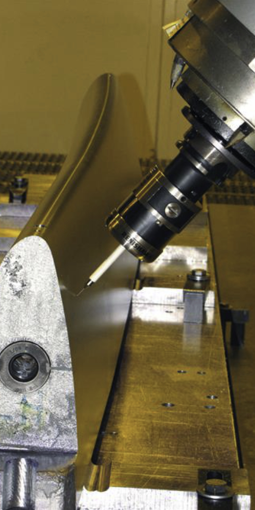 spindle probing
