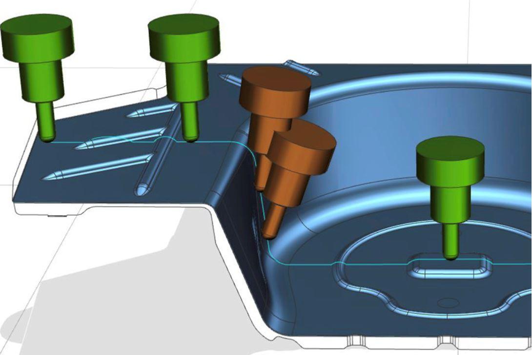 Auto-Tilt Features