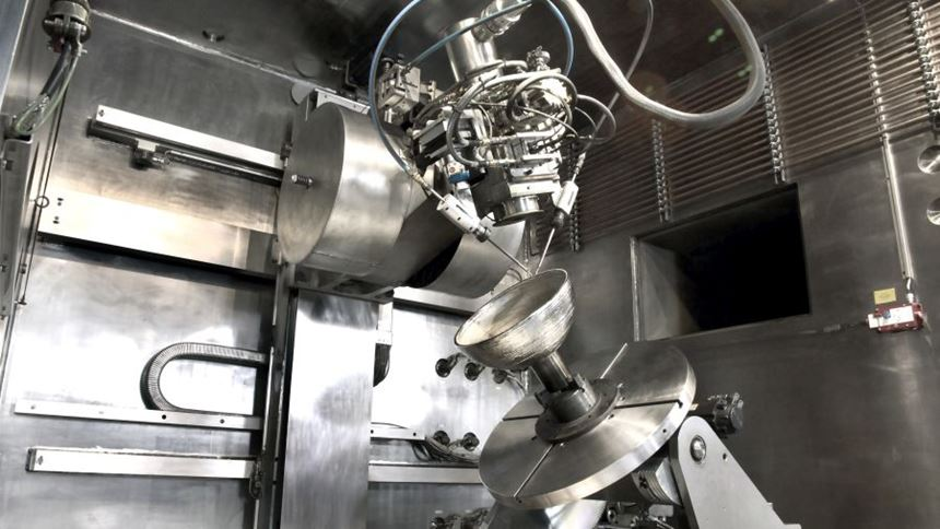 Electron Beam Additive Manufacturing