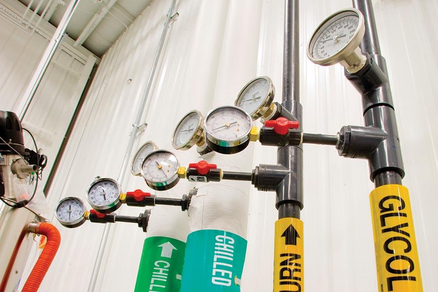 Temperature/Pressure Control Equipment