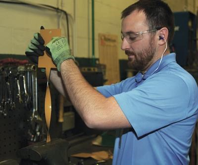 Solving laser oxide issues in liquid coatings.