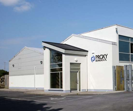 Proxy Biomedical Ltd., Galway, Ireland