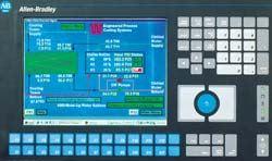 System data display