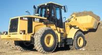 Caterpillar's newest front-end loaders
