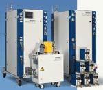 Battenfeld control device, nitrogen generator or delivery system, and regulator