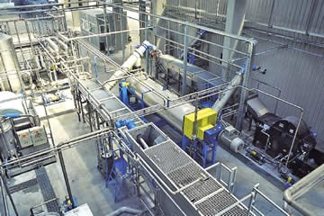Amut's first PET recycling plant in N. America
