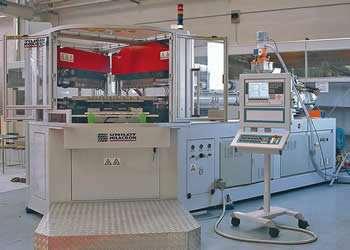 85-ton Uniloy IBS injection-blow press
