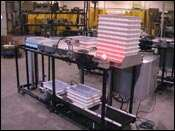 Automatic Stacking, Destacking, and Conveying