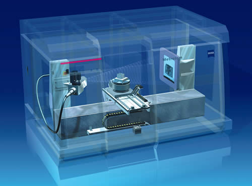 Carl Zeiss Metrotom 1500 industrial CT scanner