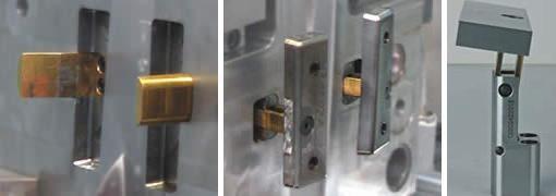 D-M-E's Quick Strip ejection system