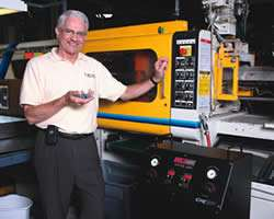 Joseph Crowdus, v.p. of technical services