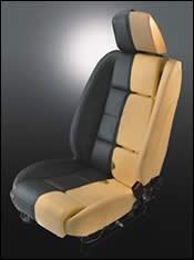 PUR foam seating