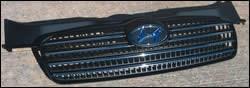 Hyundai grille