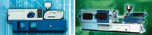 New hybrid injection presses