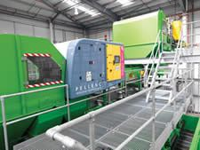 Pellenc system at Closed Loop Recycling