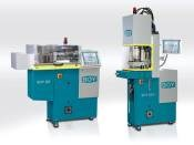 All-electric presses and LSR molding
