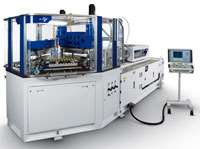 JET55 all-electric injection-blow machines