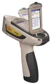 Niton XL3t series XRF analyzer
